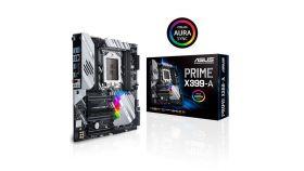 Дънна платка ASUS PRIME X399-A, socket TR4, Aura sync, EATX