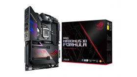 Дънна платка ASUS ROG MAXIMUS XI FORMULA (Wi-Fi AC), Socket 1151 (300 Series),Aura Sync, Intel Optane