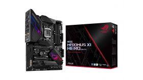 Дънна платка ASUS ROG MAXIMUS XI HERO (Wi-FI AC), Socket 1151 (300 Series), Aura Sync, Intel Optane