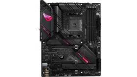 Дънна платка ASUS ROG STRIX B550-E GAMING (WI-FI 6) socket AM4, 4xDDR4, Aura Sync, PCIe 4.0, Dual M.2, 2.5GB Lan