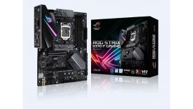 Дънна платка ASUS ROG STRIX H370-F GAMING , Socket 1151 (300 Series), Aura Sync, 4 x DDR4