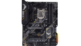Дънна платка ASUS TUF GAMING B460-PLUS, socket 1200, Aura Sync, Dual M.2