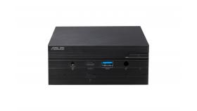 """Настолен компютър ASUS Mini PC PN62S-BB3040MD, 24/7 Reliability, Intel Core i3-10110U, 2 x SO-DIMM, M.2 NVMe + 1* 2.5"""" Slot, Wi-Fi 6 + BT 5.0"""