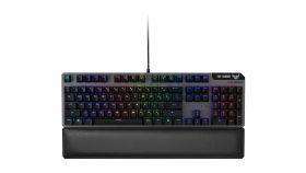 Геймърска Оптично-Механична клавиатура ASUS TUF Gaming K7 Linear Switch