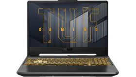 "Лаптоп ASUS TUF FX506HE-HN009, Intel i7-11800H 4.60 GHz, 15.6"" FHD IPS AG 144Hz, 16GB DDR4 3200Mhz, 1TB m.2 NVME, GeForce RTX 3050Ti 4GB GDDR6, WiFi 6, RGB Kbd"