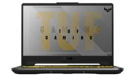 """Лаптоп ASUS TUF A15 FX506LH-HN177, Intel i5-10300H, 15.6"""" FHD AG 144Hz, 8GB DDR4 2933Mhz, NVME 1TB, GeForce GTX 1650 4GB GDDR6, WiFi 6, RGB Kbd"""