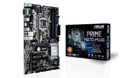 Дънна платка ASUS PRIME H270-Plus socket 1151, 4xDDR4