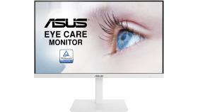 "Монитор ASUS VA27DQSB-W Eye Care 27"", FHD, IPS, 75Hz, Frameless, Adaptive-Sync, DisplayPort, HDMI, Low Blue Light, Flicker Free, Wall Mountable"