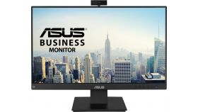Монитор ASUS BE24EQK 23.8 inch, Full HD, IPS, Frameless, Full HD Webcam, Mic Array, Flicker free, Low Blue Light, HDMI