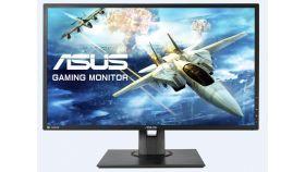 Монитор ASUS MG248QE, 24 inch, Wide, Full HD 144Hz FreeSync / Adaptive-Sync, D-Sub, DVI-D, DisplayPort, Черен