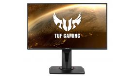 "Монитор ASUS TUF GAMING VG259QM 24.5"" WLED IPS FHD 1920x1080 Overclockable 280Hz (Above 240Hz, 144Hz), 1ms (GTG), Extreme Low Motion Blur Sync, G-SYNC Compatible, DisplayHDR™ 400"