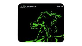Геймърски пад ASUS Cerberus Mini Mat Green