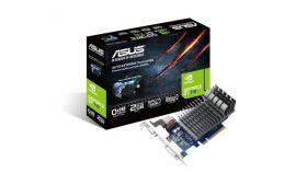 Видеокарта ASUS GeForce GT 710, 2GB, GDDR3, 64 bit, D-Sub, DVI-D, HDMI GT710-2GDR3-SL-BRK