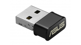Безжичен USB Адаптер ASUS USB-AC53 Nano AC1200 Dual Band