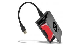 AXAGON ADSA-1S6 USB3.0 - SATA 6G UASP HDD External Adapter Incl. Case