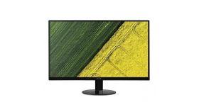 """Монитор Acer SA220QABI, 21.5"""" (54.61 cm), IPS, Full HD, 4ms, HDMI, VGA, Черен"""