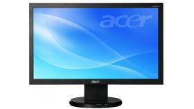 "Monitor Acer V206WQLbmd 50 cm (19.5""), IPS LED, 16:10 (1440 x 900), Response time: 6 ms, Brightness: 250cd/m2, Contrast: 100M:1, DVI, VGA, Black Acer EcoDisplay, 3 years warranty"