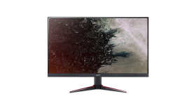 """Monitor Acer Nitro VG240YPbiip 60cm (23.8"""") 144Hz IPS LED, 16:9 FHD (1920x1080), ZeroFrame FreeSync, resp. time 1ms(VRB), Brightness: 250nits, Wide viewing angle: 178°/178°, 2xHDMI, DP, Black Acer EcoDisplay, 2 years warranty"""