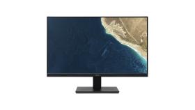 Monitor Acer V247Ybi 60cm (23.8'') 16:9 (1920x1080), 75Hz,  ZeroFrame IPS LED, response time 4ms, Contrast: 100M:1 ACM brightness: 250nits, VGA, HDMI, VESA, TCO7.0, Black Acer EcoDisplay, 3 years warranty
