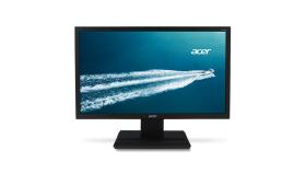 Monitor Acer V226HQLBbi LED, 55cm (21.5'),Format: 16:9, Resolution:1920x1080@60Hz,Response time: 5 ms,Contrast: 100M:1,HDMI,VGA,Brightness: 200cd/m2,EURO/UK EMEA MPRII Black Acer EcoDisplay, 3 years warranty