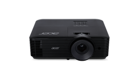 PJ Acer X128H DLP® 3D Ready, HDMI 3D, Resolution: XGA (1024x768), Format: 4:3, Contrast: 20 000:1, Brightness: 3 600 lumens, Input: HDMI®, Analog VGA (D-sub), 3W Audio, RCA, Acer ColorBoost II+, Acer ColorSafe II, Acer EcoProjection, Acer BluelightSh