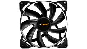 be quiet! Pure Wings 2 140mm 4-pin PWM High-Speed, Fan speed: 1.600RPM, 37.3 dB(A), 3 years warranty