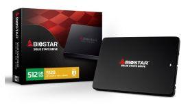 Твърд диск SSD BIOSTAR S120-512GB