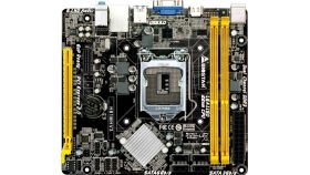 Дънна платка BIOSTAR H81MHV3, Intel H81, sock. 1150, Ver 7.3