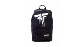 Раница The Last Of Us - Firefly Screen Printed Logo Black Backpack