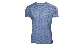 Тениска Pokemon - All Over Pikachu on Cold Dyed Fabric T-shirt - M