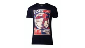 Тениска Star Wars - Constructivist Poster Men's T-shirt - XL
