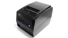 """Термален принтер BIRCH BP-T3HB  3"""" , USB + RS232 + LAN, Черен"""