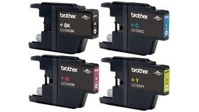 Magenta Ink Cartridge BROTHER (600 A4 pages) for MFCJ6910DW, DCPJ925DW