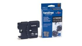 Black Ink Catridge BROTHER (300 A4 pages at 5% coverage), DCP145C / DCP165C / MFC250C / MFC290C / MFC490CW / MFC790CW