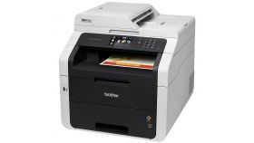 Color LED Multifunctional BROTHER MFC9340CDW, LED, Printer 22 ppm colour&mono, 2400x600dpi, 2-sided colour copier 22 ppm 600x600dpi, 2-sided colour scanner 1200x2400dpi, 2-sided colour fax 33600dpi, 256 MB, WNetwork, Web Connect, Mobile Connectivity