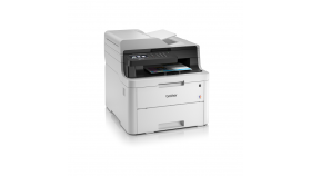 BROTHER MFCL3730CDNYJ1 Brother MFC-L3730CDN Multifunctional LED color A4 cu fax, ADF, duplex, retea