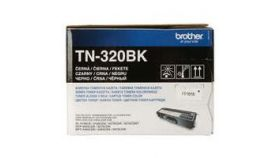 Black Toner Cartridge BROTHER (Approx. 2500 pages declared in accordance with ISO/IEC19798)