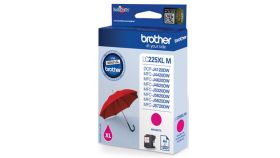 Magenta Ink Cartridge BROTHER for MFC-J4420DW / MFC-J4620DW / MFC-J4625DW / MFC-J5320DW / MFC-J5620DW / MFC-J5625DW / MFC-J5720DW / DCP-J4120DW