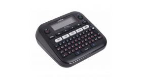 P-Touch Labelling System BROTHER PTD210, Кирилизиран, Desktop, QWERTY keyboard,