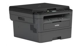 Laser Multifunctional DCPL2532DW, 30 ppm, 64 MB, Duplex, Wireless, IEEE 802.11b/g/n, 250 paper tray, Up to 700 page inbox toner, GDI, 1200x1200 dpi, Hi-Speed USB 2.0