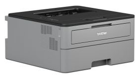 Laser Printer BROTHER HLL2312D, 30 ppm, 32 MB, Duplex, 250 paper tray, Up to 700 page inbox toner, GDI, 1200x1200 dpi, Hi-Speed USB 2.0