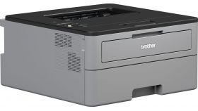 Laser Printer BROTHER HLL2352DW 30 ppm, 64 MB, Duplex, Wireless, IEEE 802.11b/g/n, 250 paper tray, Up to 700 page inbox toner, GDI, 1200x1200 dpi, Hi-Speed USB 2.0