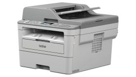 Laser Multifunctional BROTHER MFCB7715DW, 34 ppm, 128 MB, Duplex, 250 paper tray, Up to 1200 page inbox toner, 10Base-T/100Base-TX, IEEE 802.11b/g/n, 1200x1200 dpi, 50 sheet ADF, 6,8cm colour touchscreen