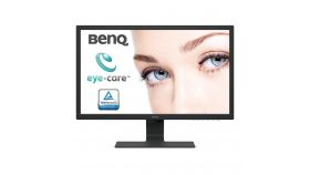 Монитор BenQ BL2483, TN, 24 inch, Wide, Full HD, D-sub, DVI, HDMI, Черен