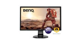 Монитор BenQ GL2460BH 75Hz, TN, 24 inch, Wide, Full HD, D-sub, DVI, HDMI, Черен