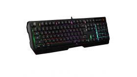 Геймърска клавиатура A4tech Bloody Q135, Подсветка, Черна