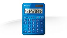 CANON CALCULATOR LS-123K BL