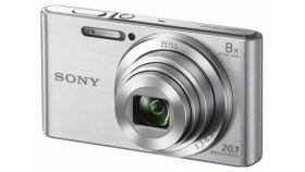 Sony Cyber Shot DSC-W830 silver
