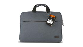 CANYON Fashion Bag for laptop 15.6'', Polyester, Gray