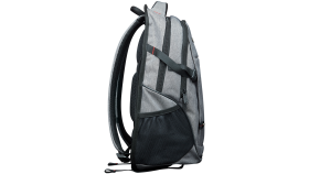 """Fashion backpack for 15.6"""" laptop, gray"""
